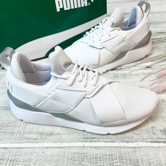puma muse perf women's sneakers